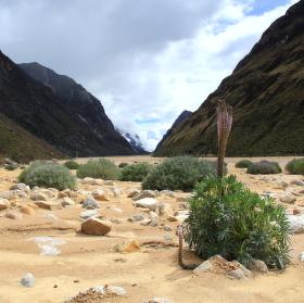 Údolí řeky Santa Cruz