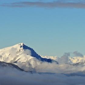 Zimní Alpy.. ☺