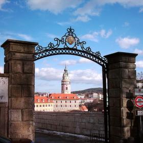 Poslední zámecká brána