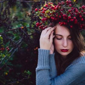 Podzimní kvítí