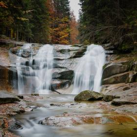 Vodopád Mumlava 2