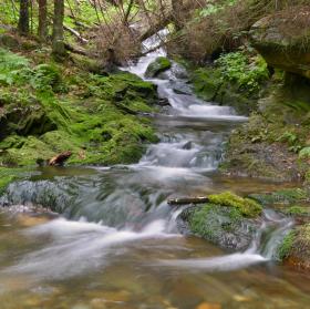 Vodopády Bíle Opavy