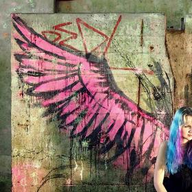 Přistání anděla