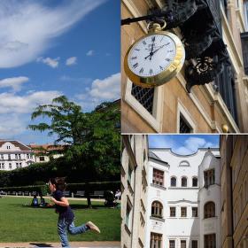 Léto v Brně