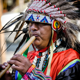 Indiáni v Praze II