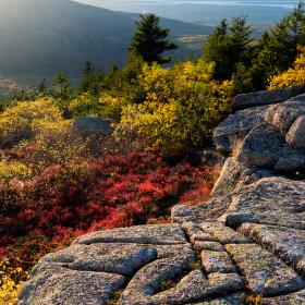 cadillac mountain acadia national park