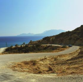 Řecké cestování