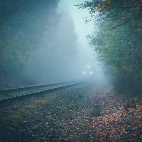Vlak duchů
