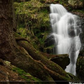 Kýšovický vodopád II