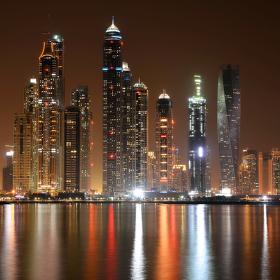 مرسى دبي / Dubai Marina