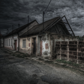 Strážnická ulička