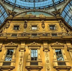 Nákupní pasáž Milano