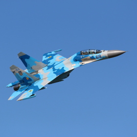 SU-27 CIAF 2013