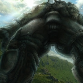 Colossus the ethernal walk