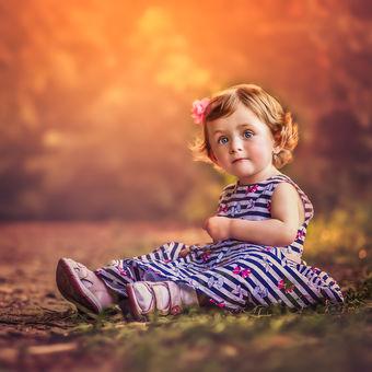 Malá modelka Nelinka