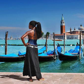 Barevné Benátky