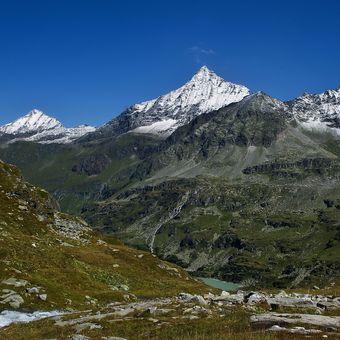 Alpské kontrasty