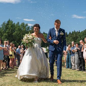 Svatební průchod