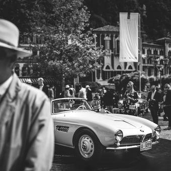 BMW 507 Alvise Presleyho