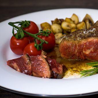 Argentinský steak