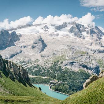 Dolomity, Itálie