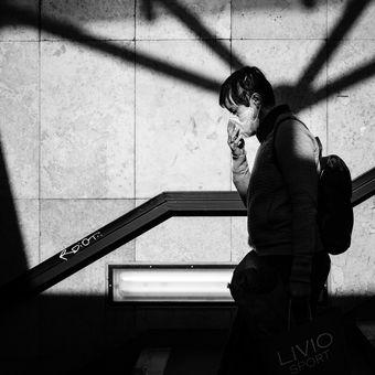 Hra stínů a světel města pražského