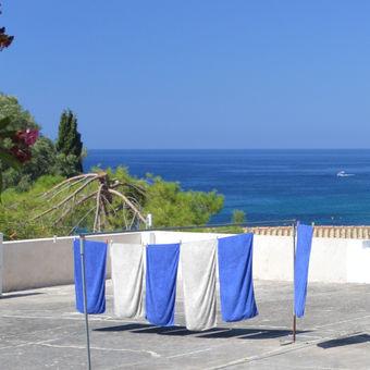 Perný den po řecku