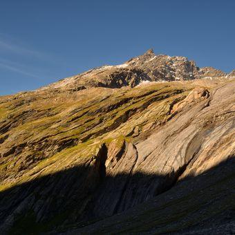 Jak vznikaly hory ....