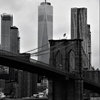 Brooklyn Bridge - Manhattan