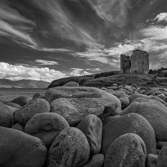 Irské pobřeží