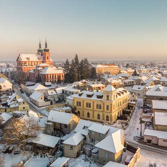 Mrazivá Stará Boleslav