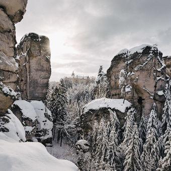 Zima ve skaláku, Český ráj