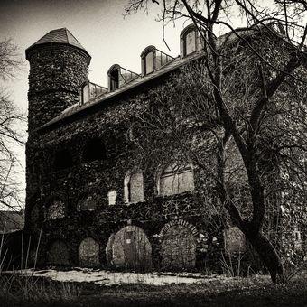 Tajemný hrad v Teplicích