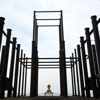 Zapomenutý chrám v Thajsku