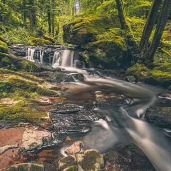 Vlásenický vodopád