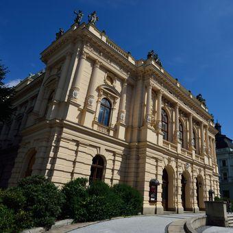 Divadlo F.X.Šaldy v Liberci