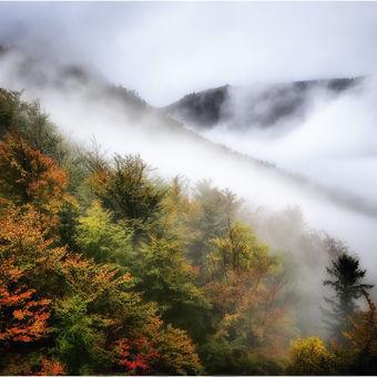 Podzimní Jizerky