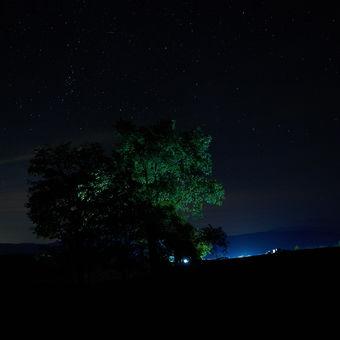 Noc nad Malatinou