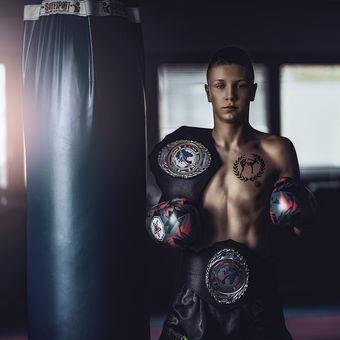 Fighter ...