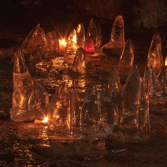 Jeskyně víl v Kyjovském údolí