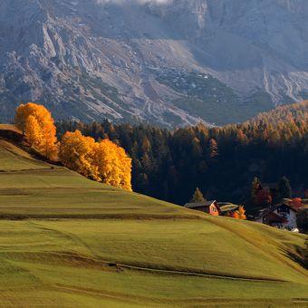 Na úpatí Dolomit
