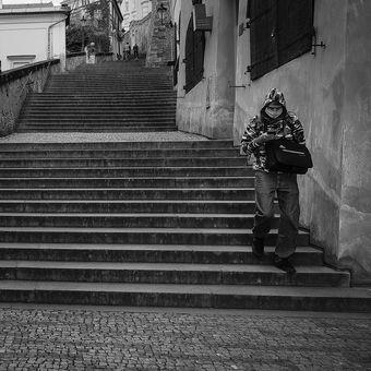 Praha v době virové VII