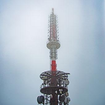 Vysílač na Radhošti