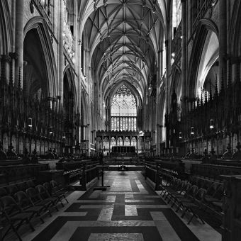 York Minster IV.