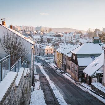 Zimní město Turnov