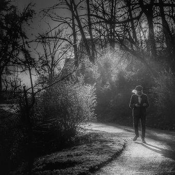 Bezúčelná procházka