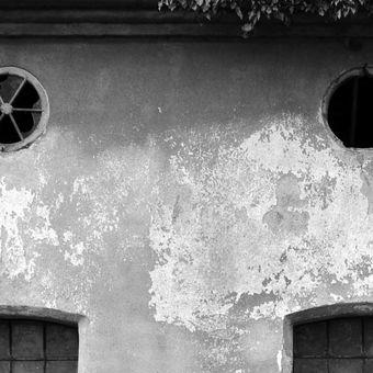 Okna oči domu