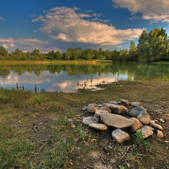 Na rybníku  II