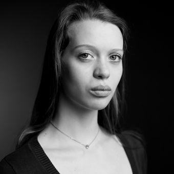 portrét Anny