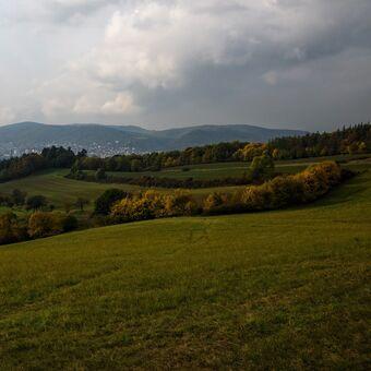 Podzim na Herinkách